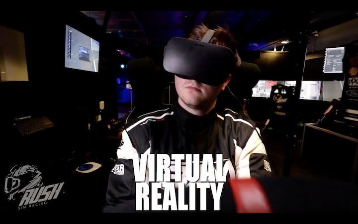 Virtual Reality Face Picture